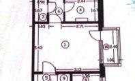 Apartament 2 camere, Cantemir, 50mp