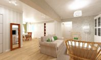 Apartament 3 camere, Tatarasi, 80 mp