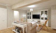Apartament 3 camere, Tatarasi, 77 mp