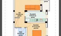 Apartament 2 camere, Pacurari, 60mp