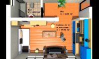 Apartament 1 camera, CetatuiaResidence, 31mp