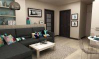 Apartament 2 camere, Green Lake, 67mp
