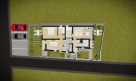 Garsoniera EVA-Residence, 25mp