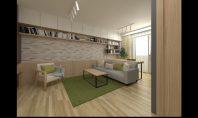 Apartament 2 camere, CMM Residence, 56mp