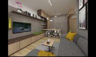 Apartament 1 camera, CMM Residence, 38mp
