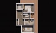 Apartament 3 camere, Bicaz-Dacia, 90mp