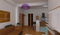 Apartament 2 camere, Nicol Residence, 55mp