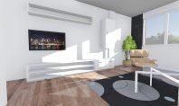 Apartament 3 camere, CUG-Valea Adanca, 64mp
