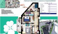 Apartament 3 camere, Nicolina I, 76mp
