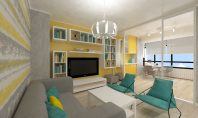 Apartament 3 camere, Tatarasi, 84 mp