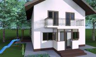Casa 4+ camere, Lunca Cetatuii, 130mp