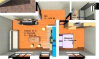 Apartament 2 camere, CetatuiaResidence, 42mp