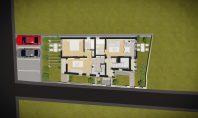 Apartament 2 camere EVA-Residence, 42mp
