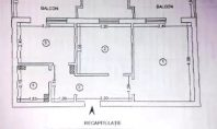 Apartament 2 camere, Gara-McDonalds, 61mp
