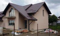Vila cu 4 camere, Miroslava, 110mp