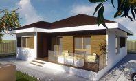 Casa 3 camere, Aroneanu, 100mp
