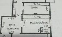Apartament 2 camere, Tatarasi-Oancea, 54mp