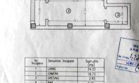 Apartament 2 camere, Tatarasi, 54mp