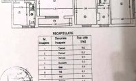 Apartament 3 camere, Tatarasi, 69mp
