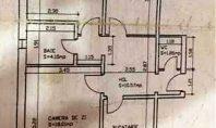 Apartament 3 camere, Dacia, 70mp